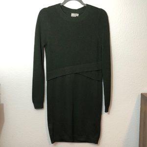 \ASOS\• Dark Green Sweater Dress